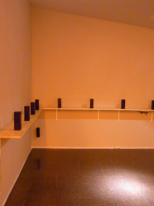 Smell room at Art Santa Monica Barcelona