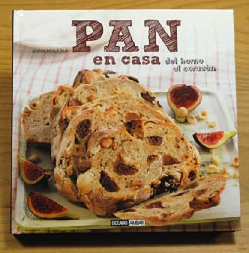 Pan en casa book from Baluard