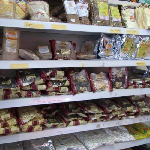Chocolate selection at Parami wholesaler, Barcelona